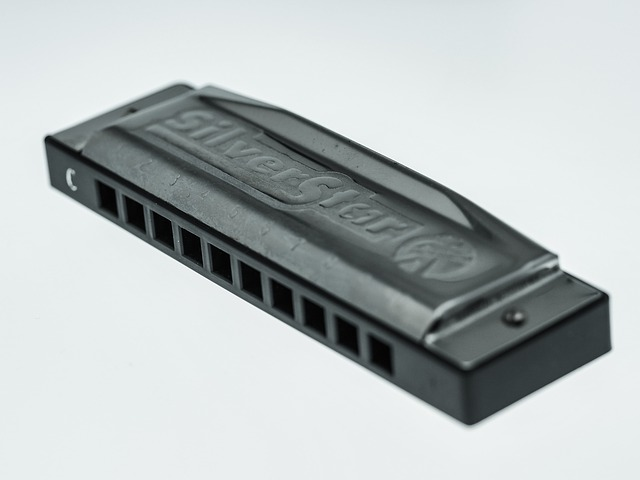 harmonica music