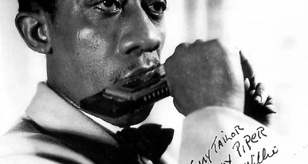 harmonica pioneer rhythm willie