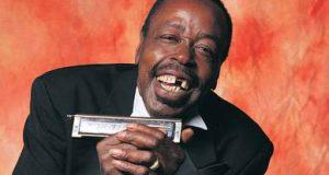Blues harmonica master Carey Bell