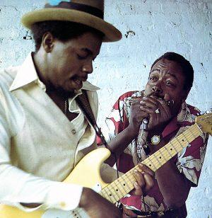 Blues harmonica:Carey Bell
