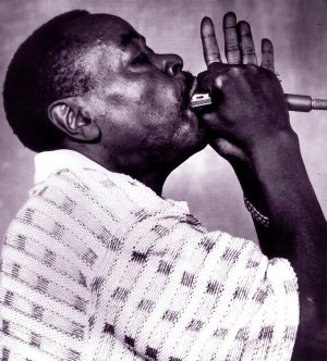 Blues harmonica:Carey Bell